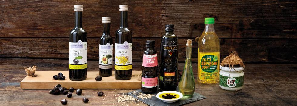Jaké oleje používat na smažení