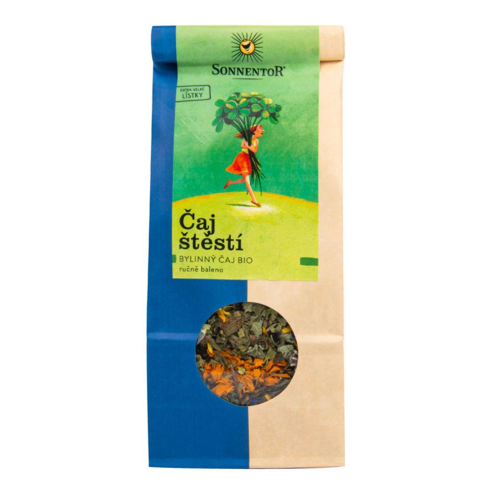 Čaj Štěstí sypaný 50 g BIO SONNENTOR