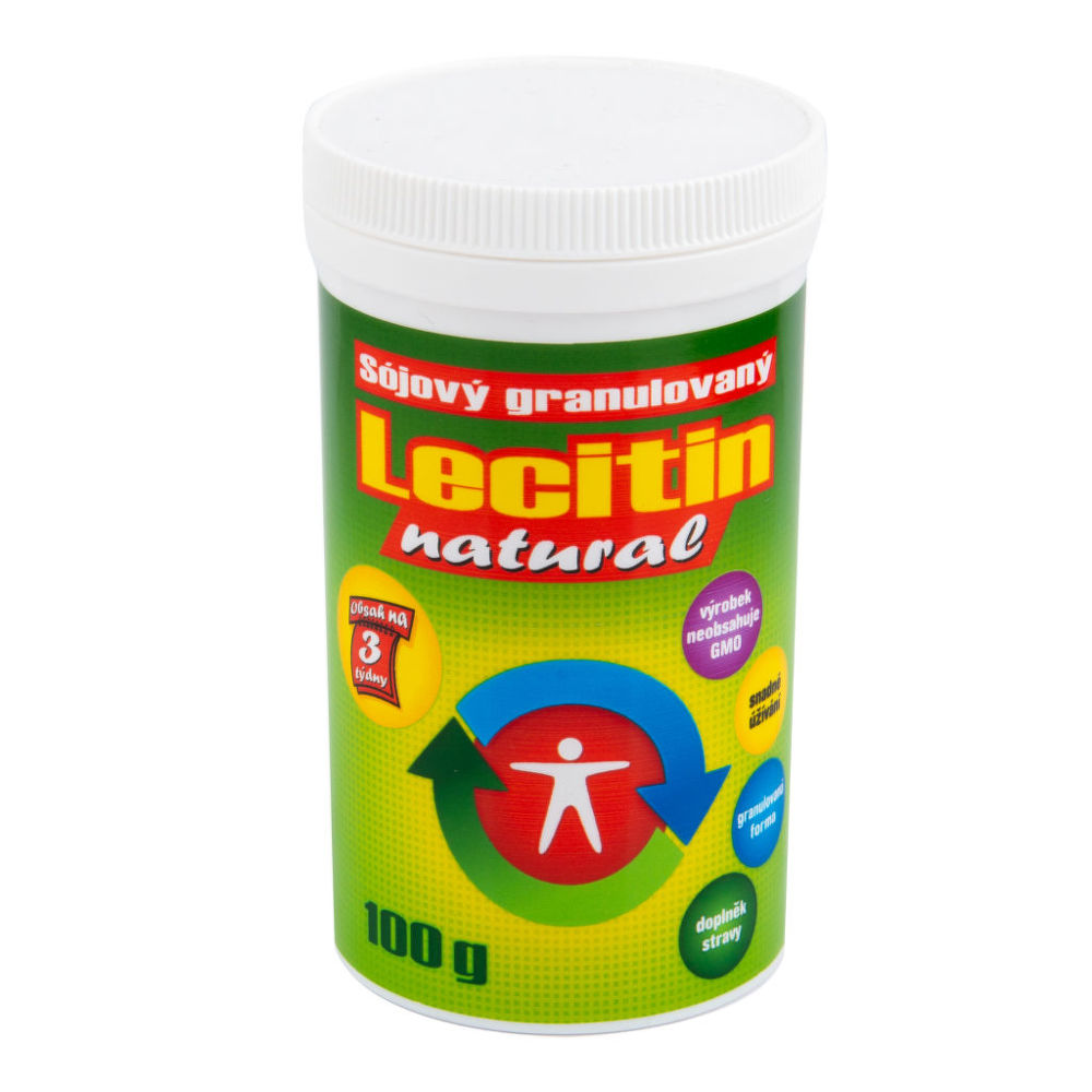 Mogador Lecitin sojový natural 100 g