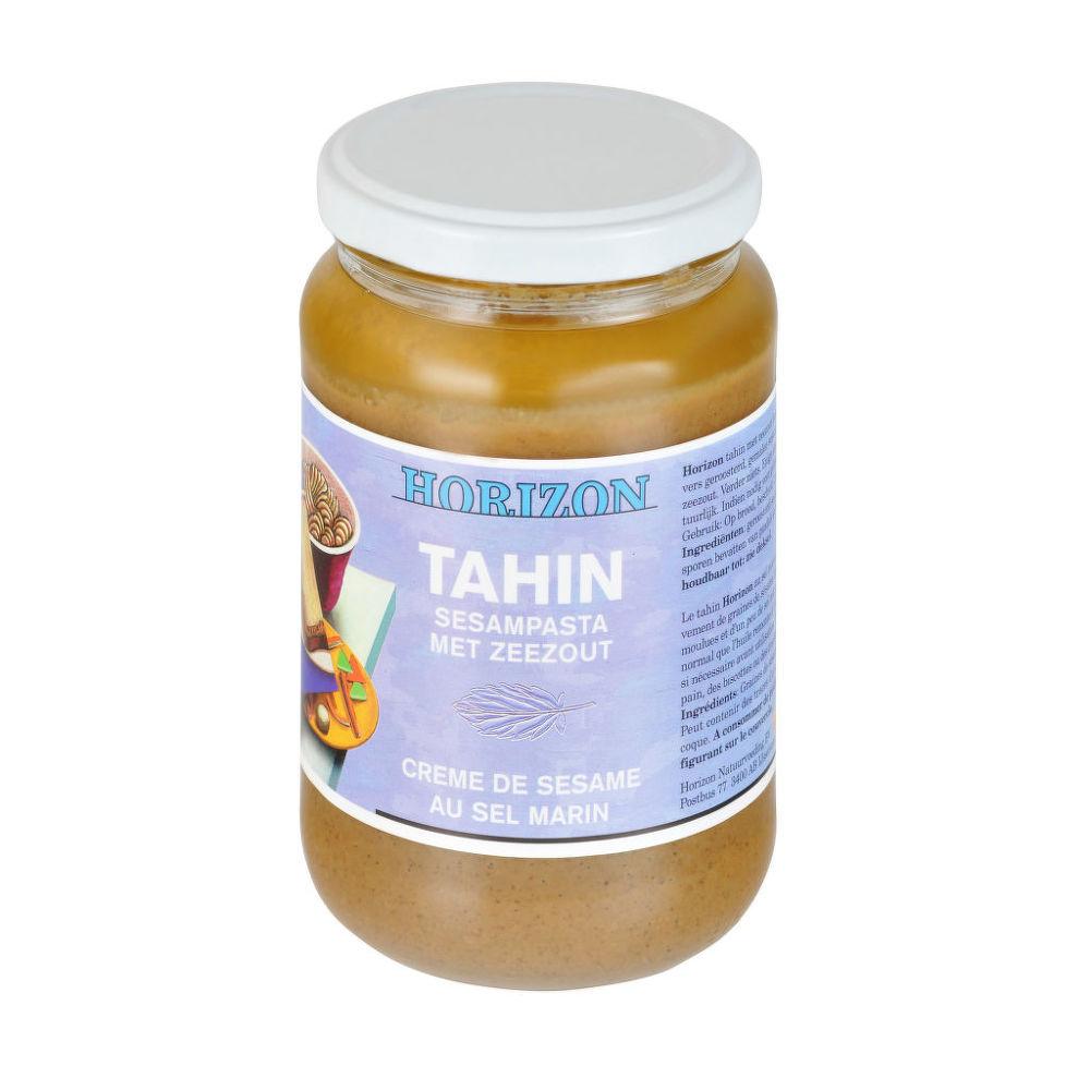Tahini se solí 350 g BIO HORIZON