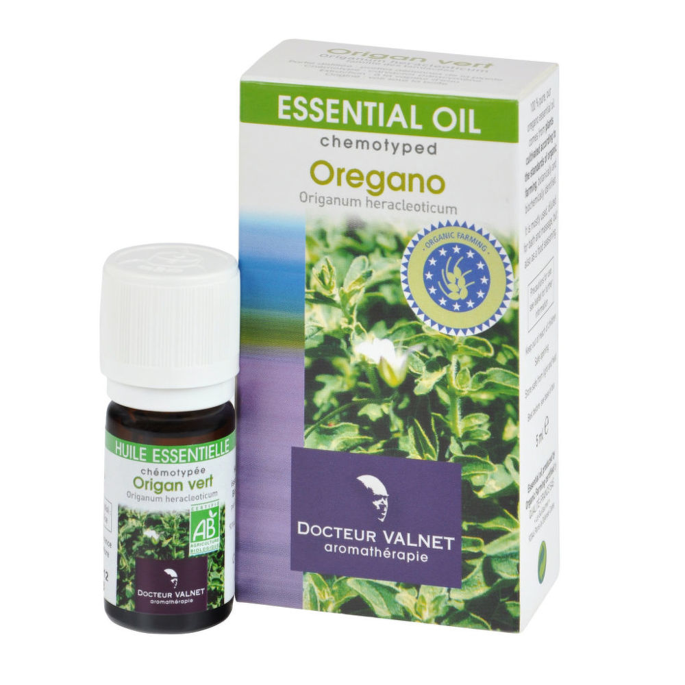 Éterický olej oregano 5 ml BIO COSBIONAT