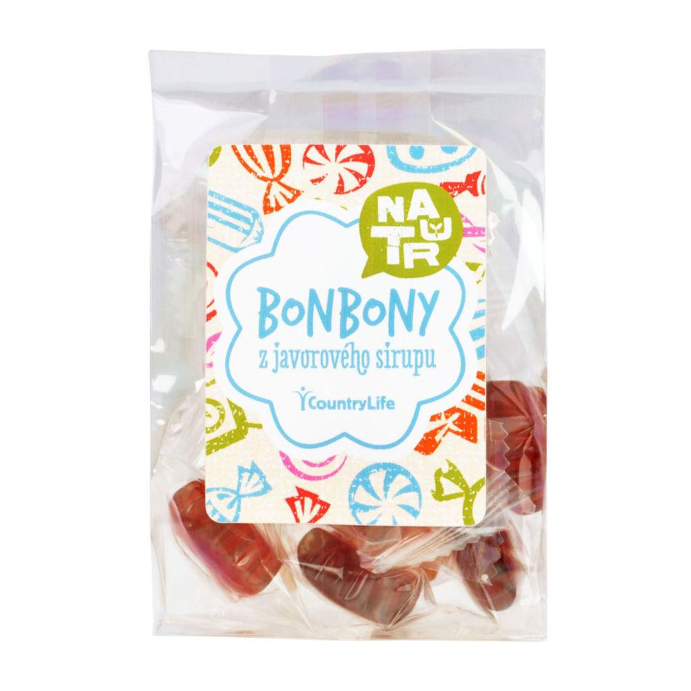 Bonbony z javorového sirupu 60 g   COUNTRY LIFE