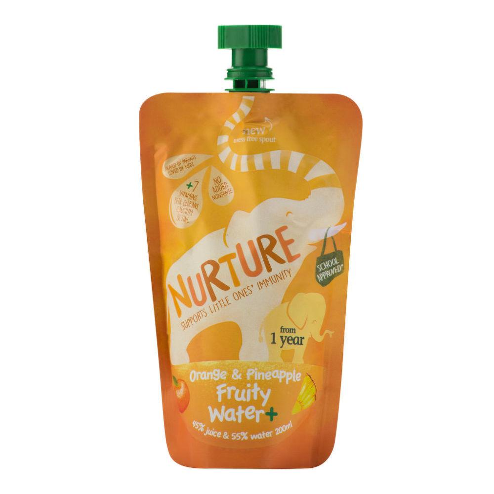 Nápoj ovocný pomeranč ananas 200ˆ ml IMUNE NURTURE