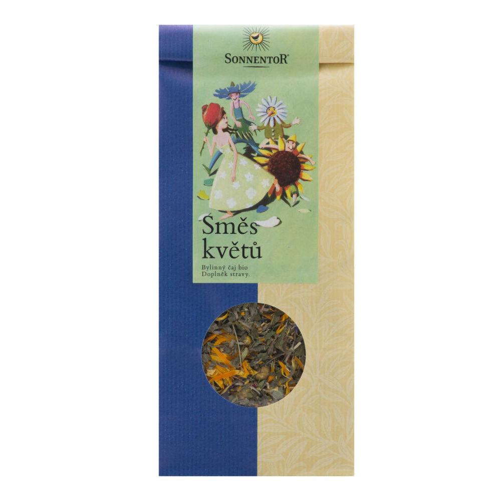 Čaj Směs květů sypaný 40 g BIO SONNENTOR