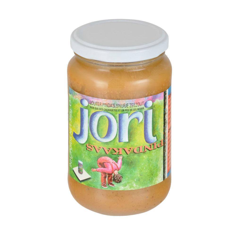 Krém arašídový jemný 350g BIO   JORI