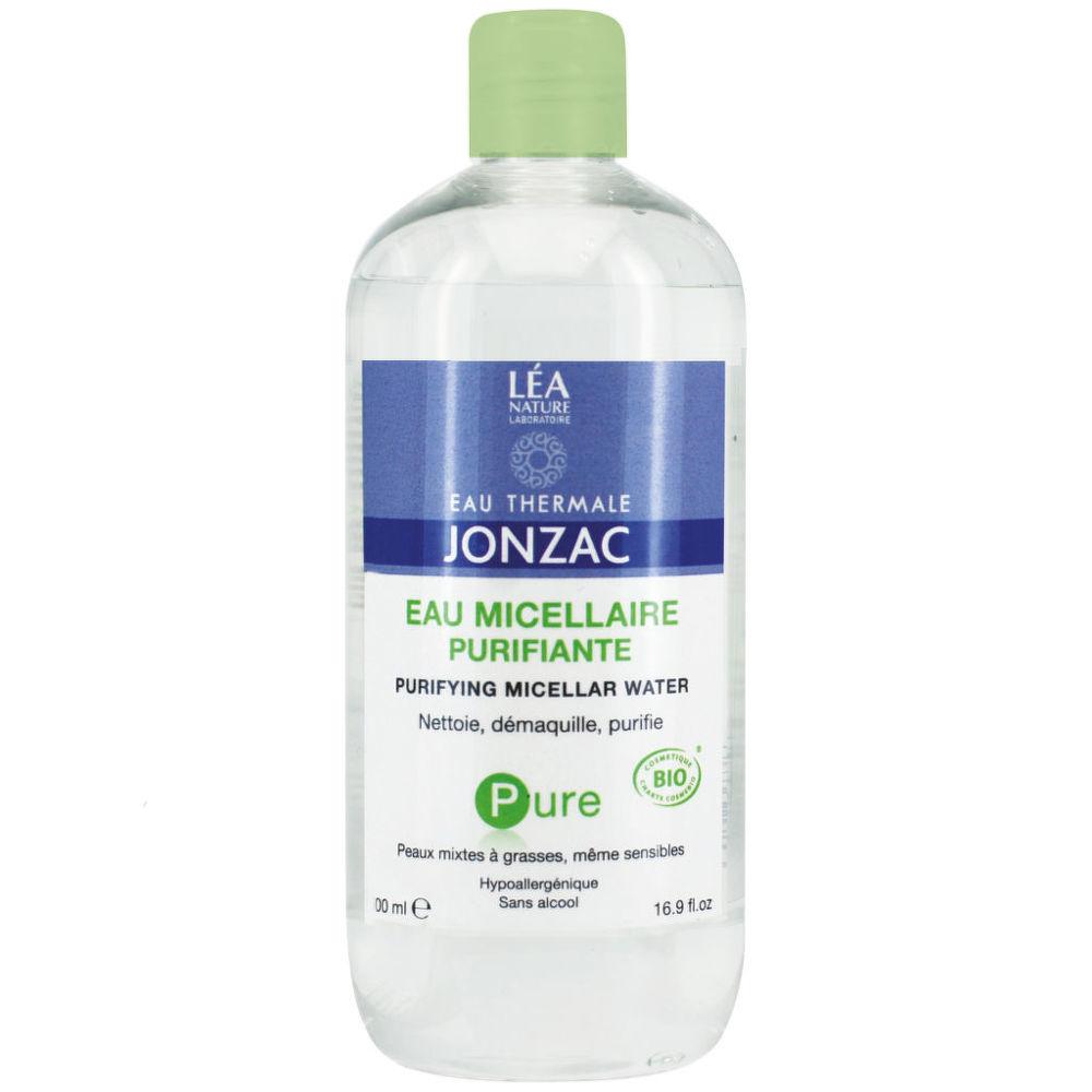Voda micelární PURE 500 ml BIO JONZAC