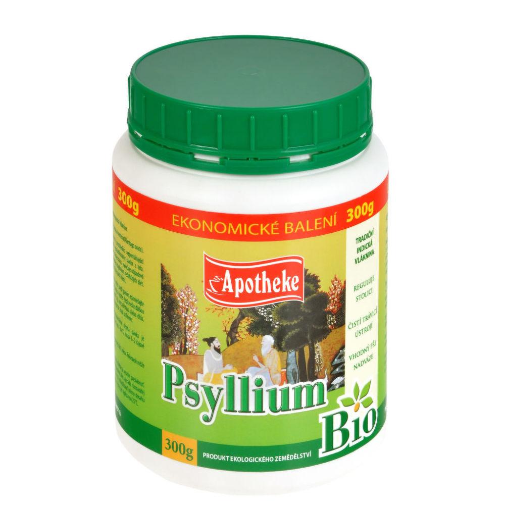 Psyllium dóza 300g BIO   MEDIATE