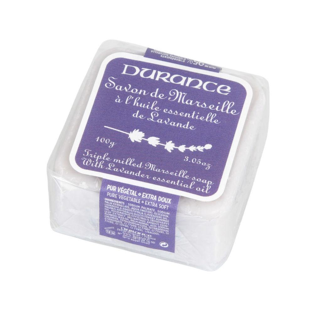Mýdlo Marseille levandule 100 g DURANCE