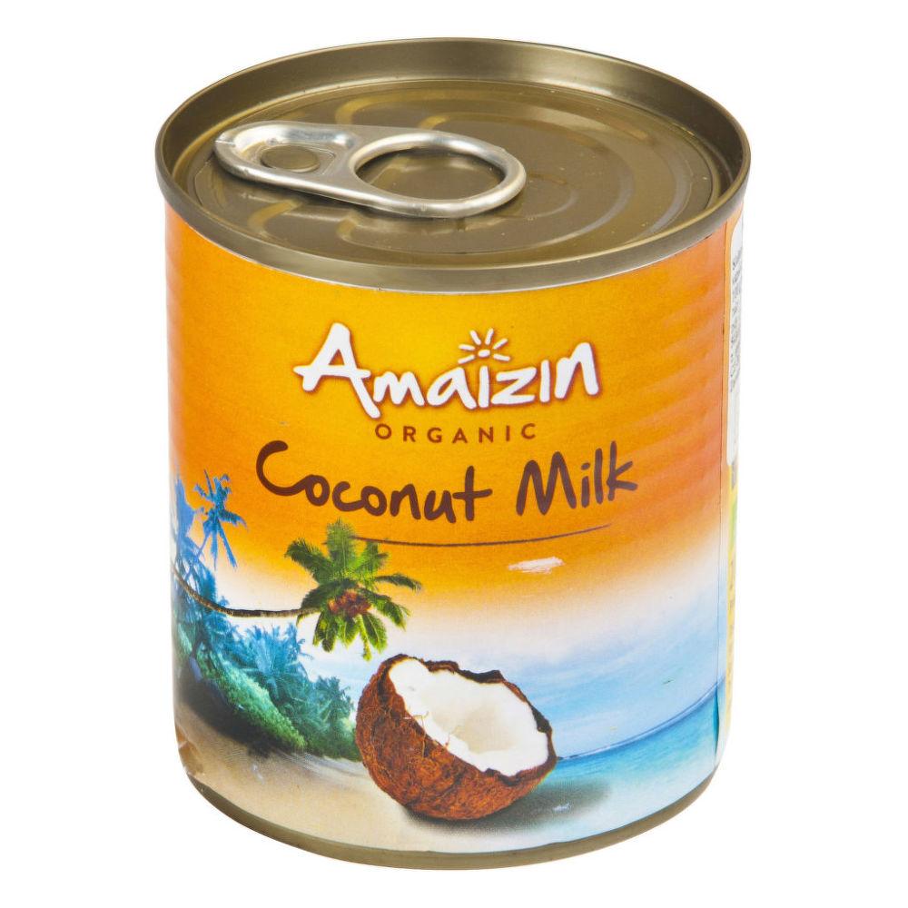 Krém kokosový 200ml BIO   AMAIZIN