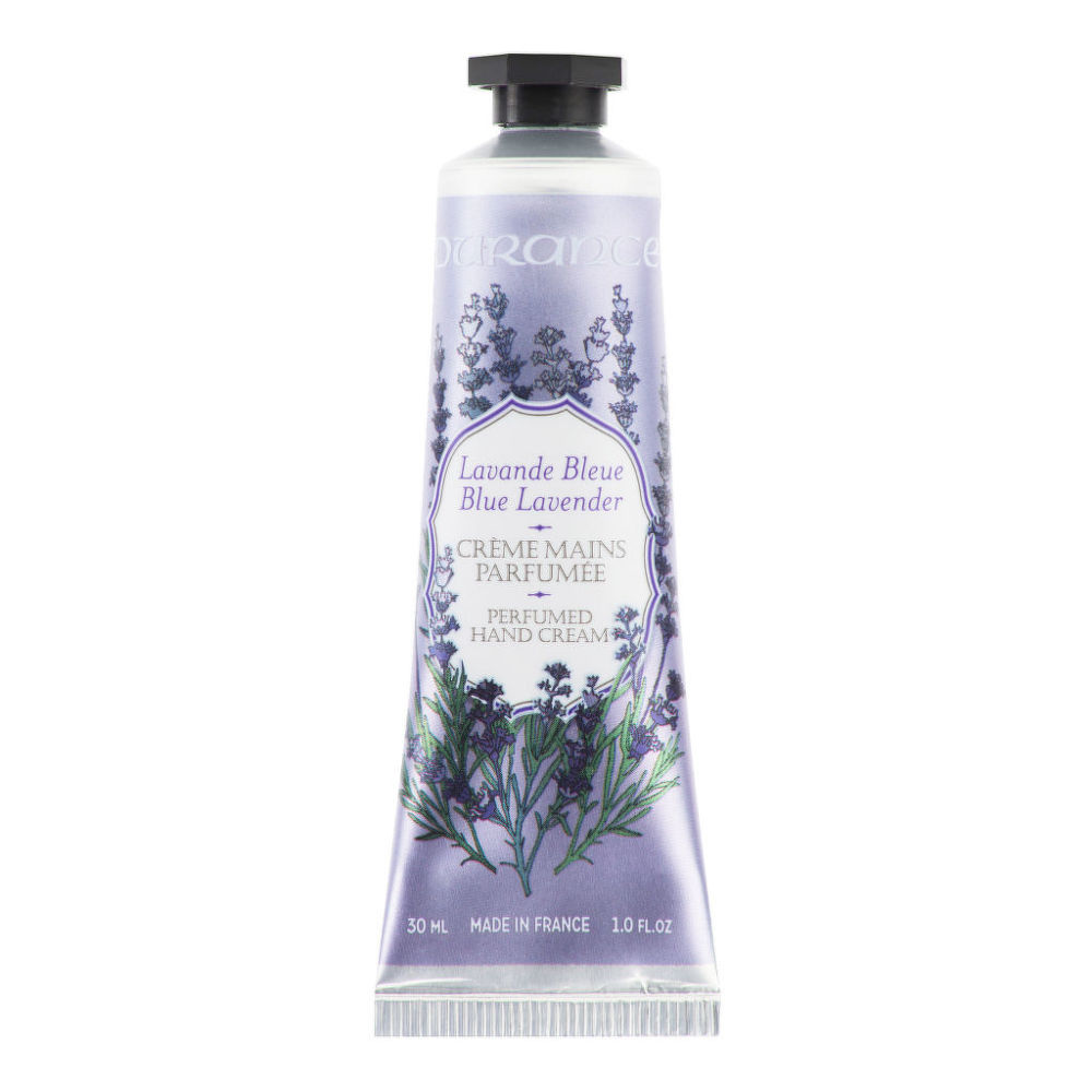 Krém na ruce parfémovaný modrá levandule 30 ml   DURANCE