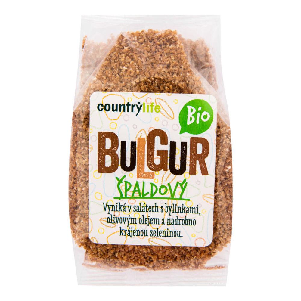 Bulgur špaldový 250 g BIO COUNTRY LIFE
