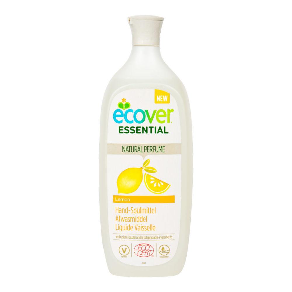 ECOVER přípravek na mytí nádobí Citron 1 l ECOCERT Bio