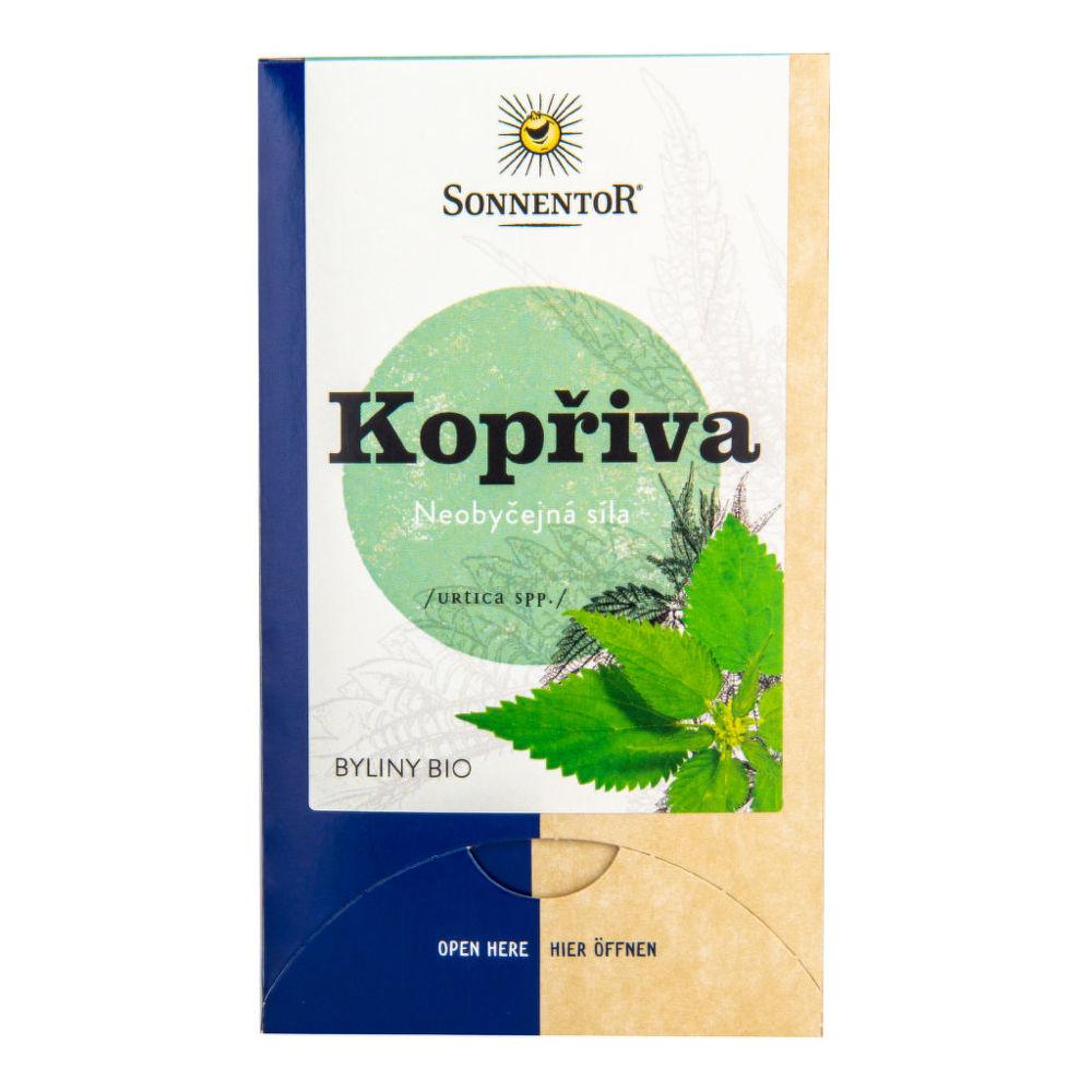 Čaj Kopřiva 18 g BIO SONNENTOR