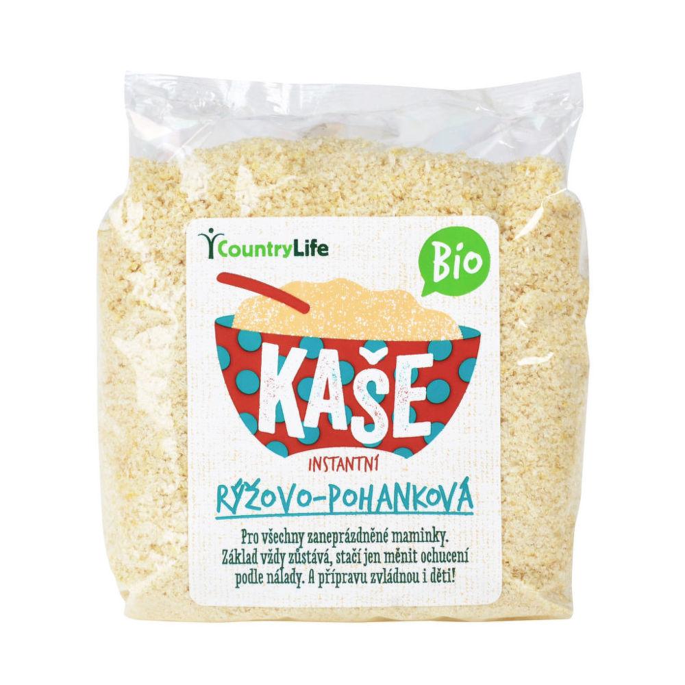 Kaše rýžovo-pohanková 300g BIO   COUNTRYLIFE