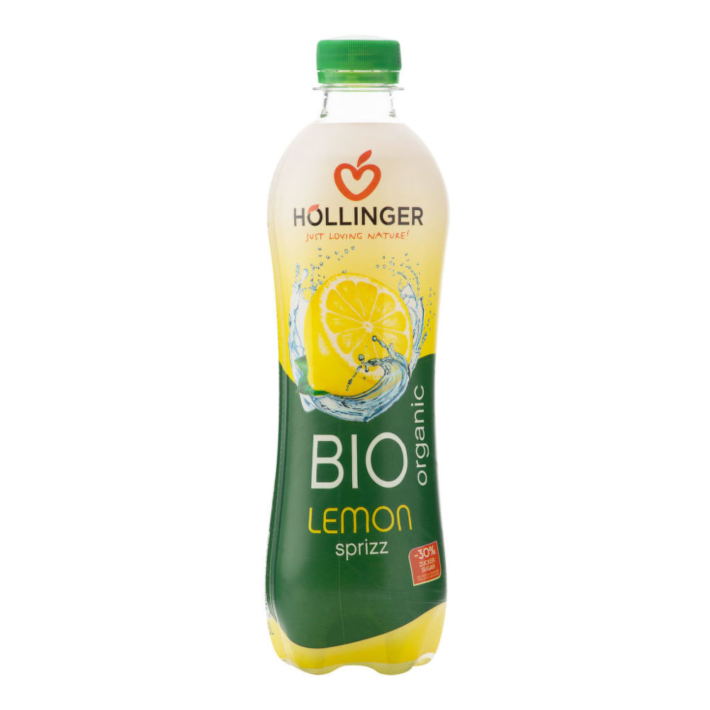Limonáda citron 500 ml BIO   HOLLINGER