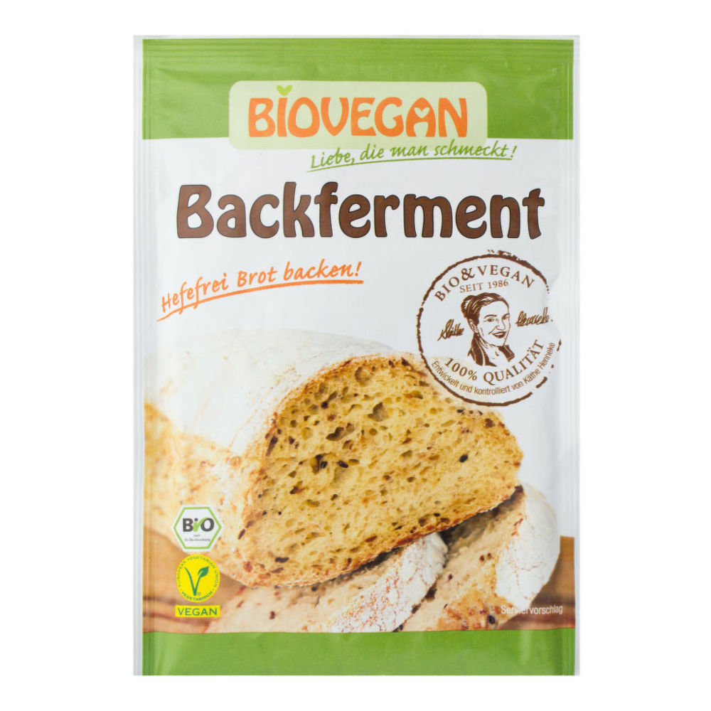 Pečící ferment sušený 20g BIO   BIOVEGAN