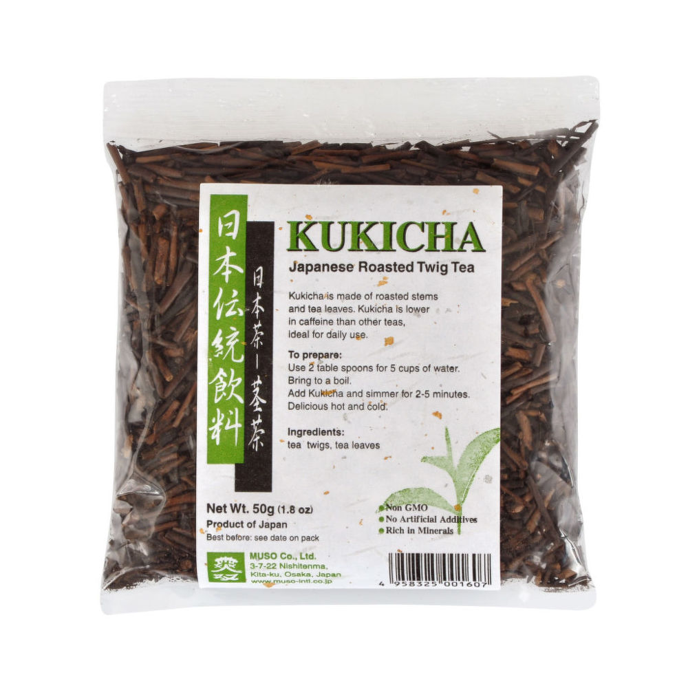 Čaj Kukicha sypaný 50 g MUSO