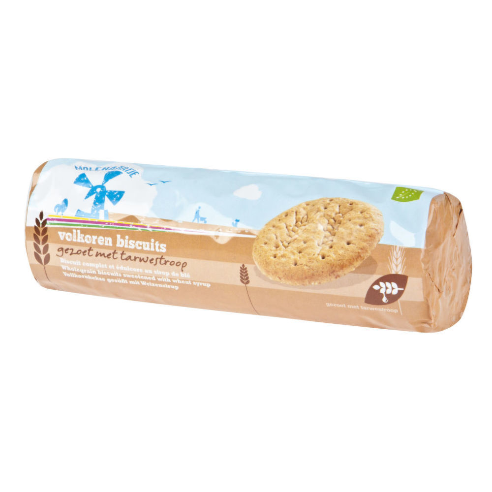 Sušenky pšeničné 200 g BIO   MOLENAARTJE