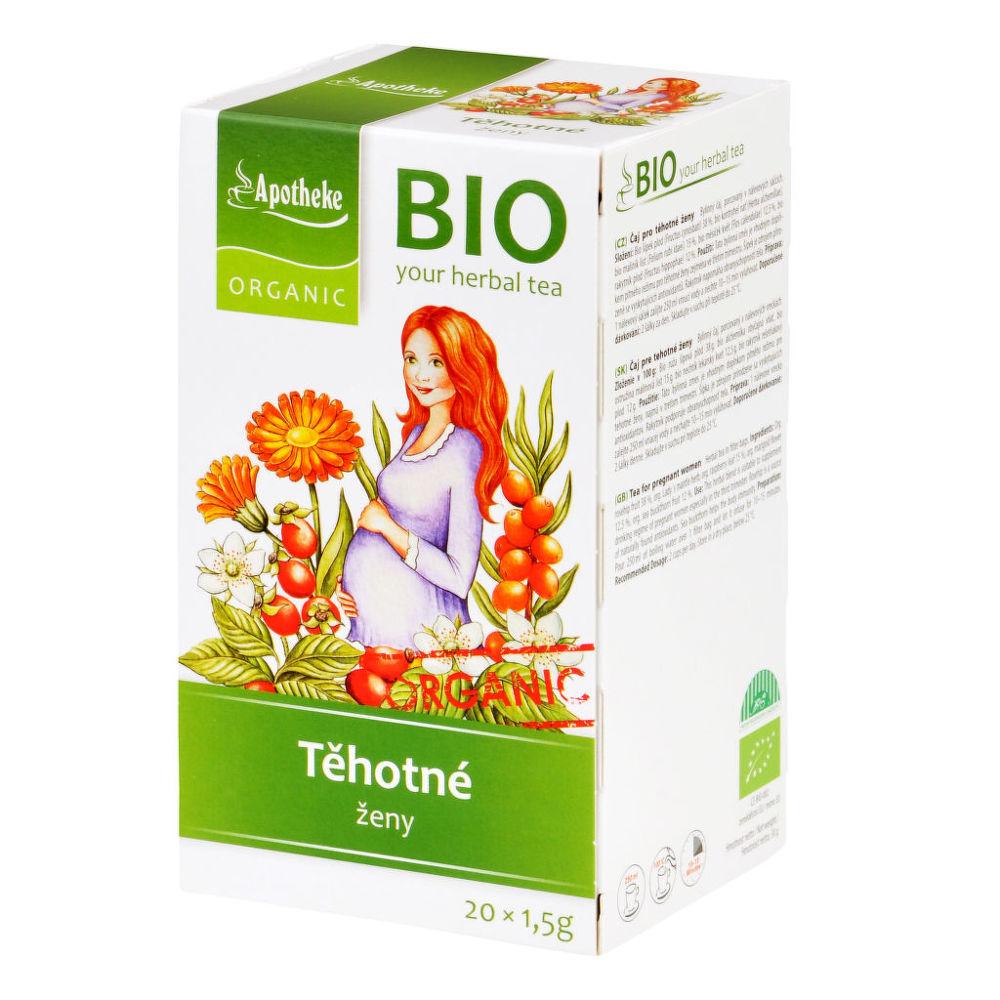 Čaj Pro těhotné ženy 30 g BIO MEDIATE