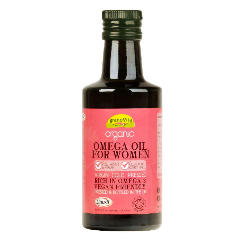 Olej omega pro ženy 260ml BIO   GRANOVITA