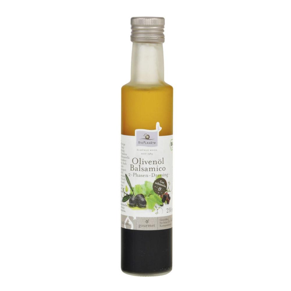 Olej olivový s balzamikem 250ml BIO   BIO PLANETE