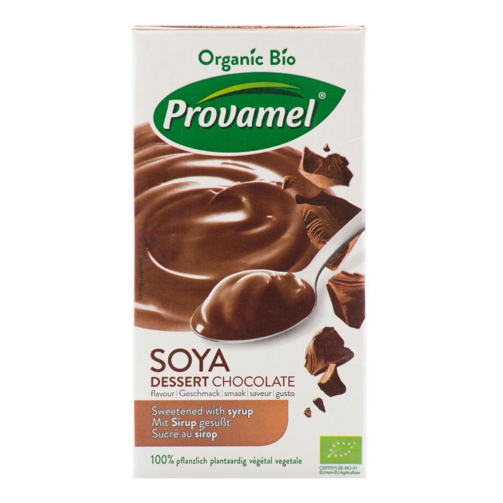 Dezert sójový čokoládový 525g BIO   PROVAMEL