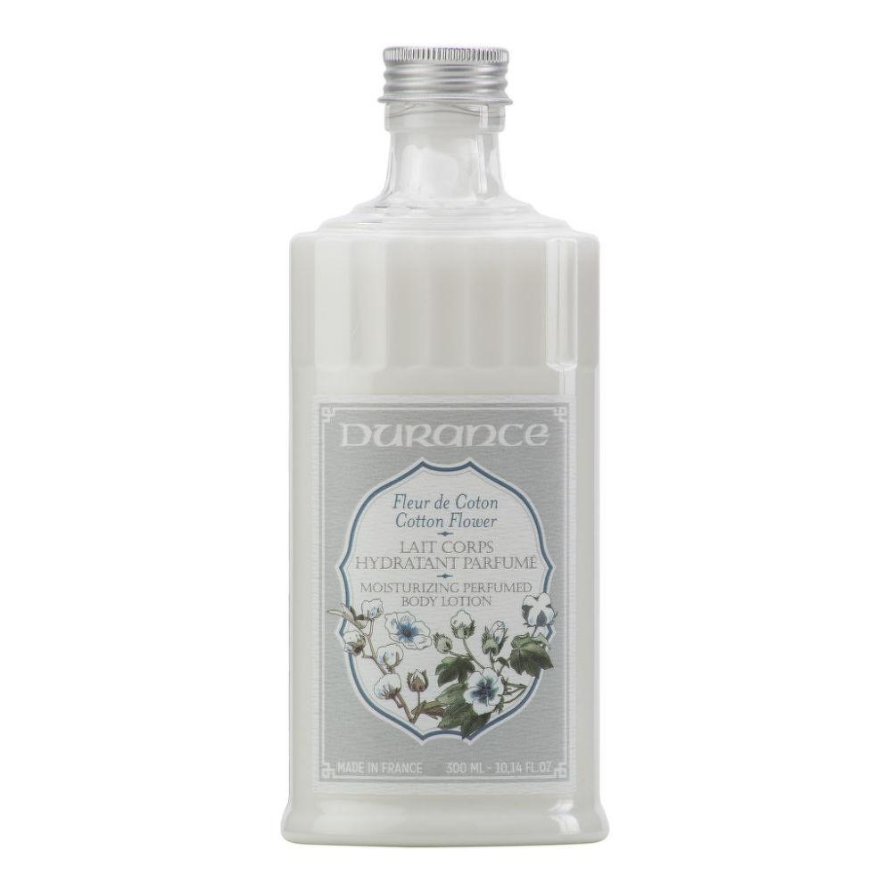 Mléko tělové květ bavlny 300 ml   DURANCE