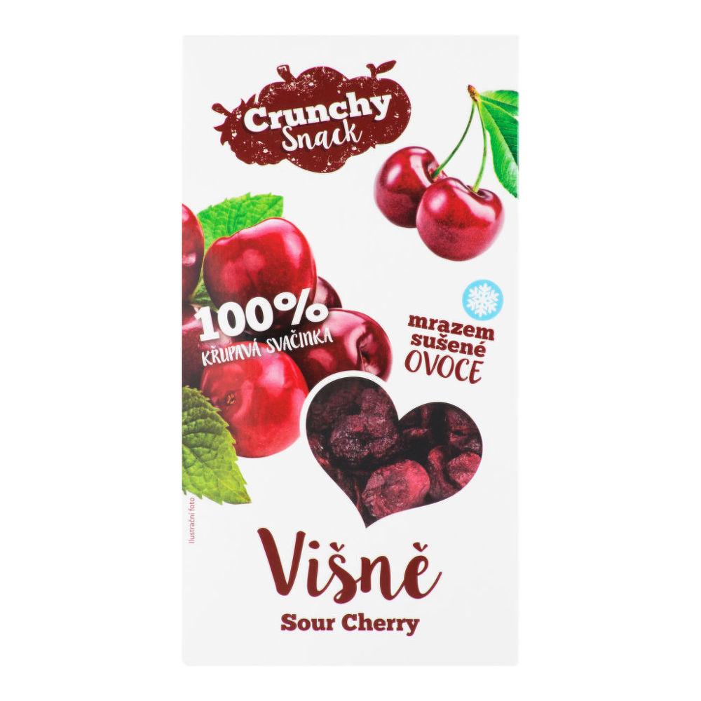 Višně sušené mrazem 20 g   ROYAL PHARMA®