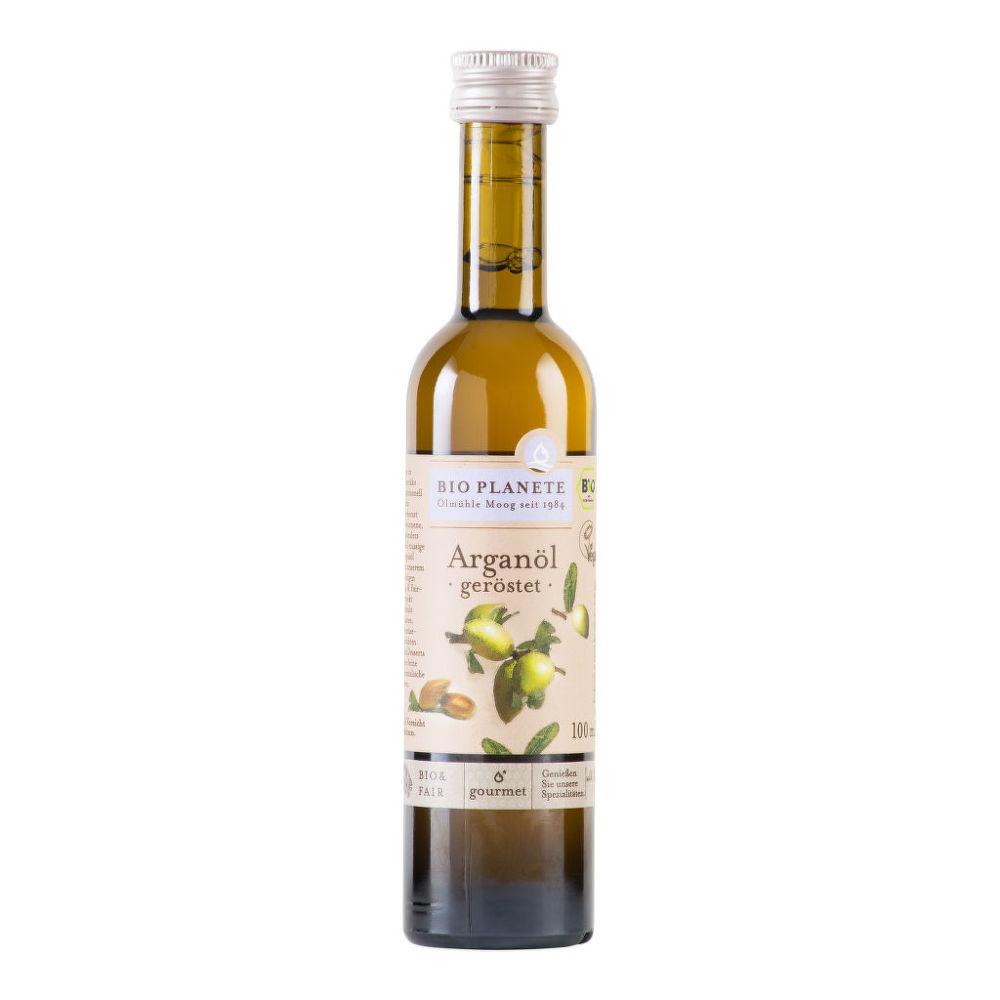 Olej arganový z pražených jader 100 ml BIO   BIOPLANETE