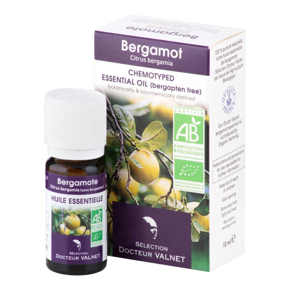 Éterický olej bergamot 10 ml BIO   COSBIONAT