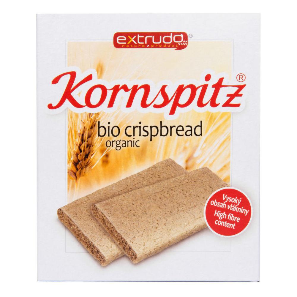 Chlebíček kornspitz 100g BIO   EXTRUDO