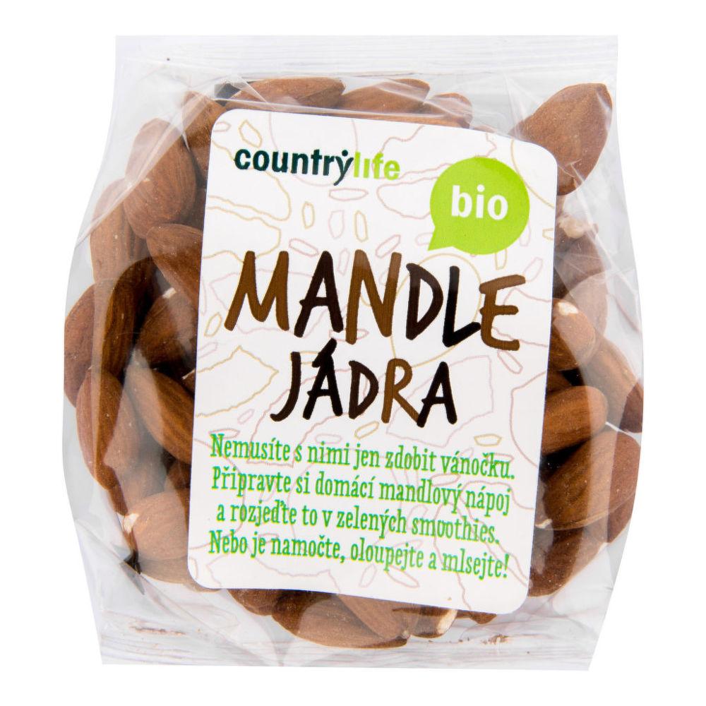 Mandle 100 g BIO COUNTRY LIFE
