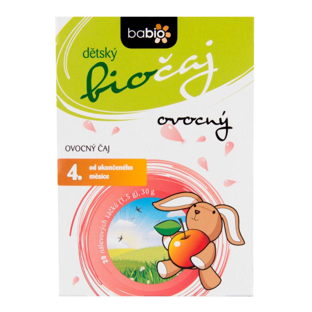Čaj Ovocný dětský 30 g BIO BABIO