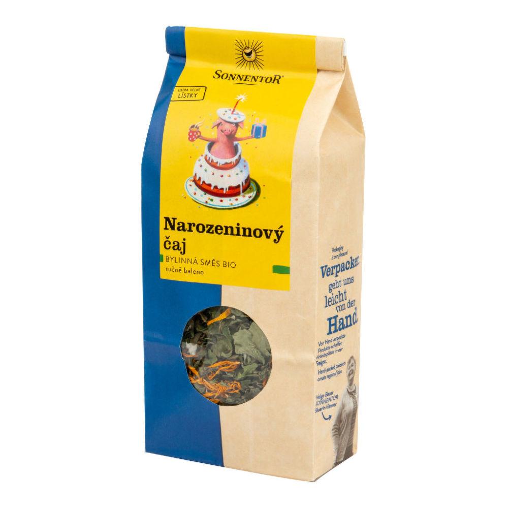 Čaj Narozeninový sypaný 50 g BIO SONNENTOR