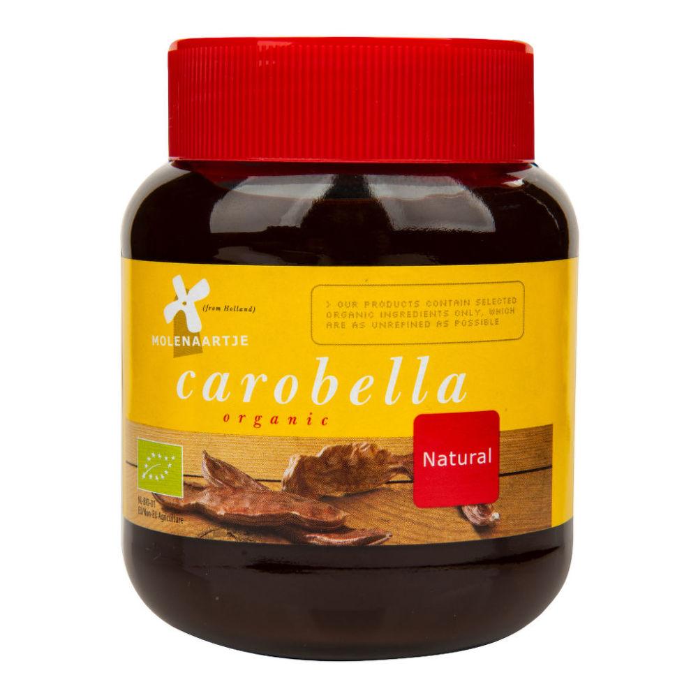 Carobella karobová pomazánka 350 g BIO MOLENAARTJE