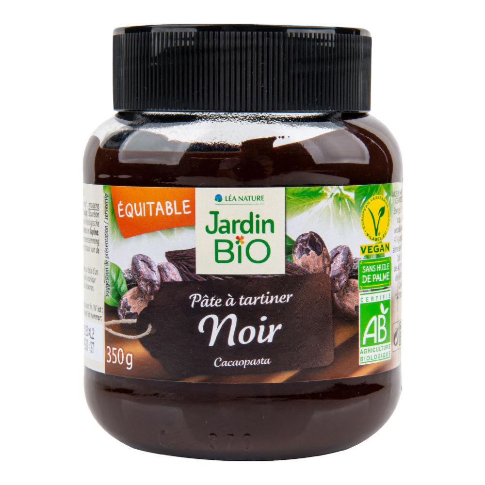 Pomazánka kakaová tmavá 350 g BIO JARDIN BIO