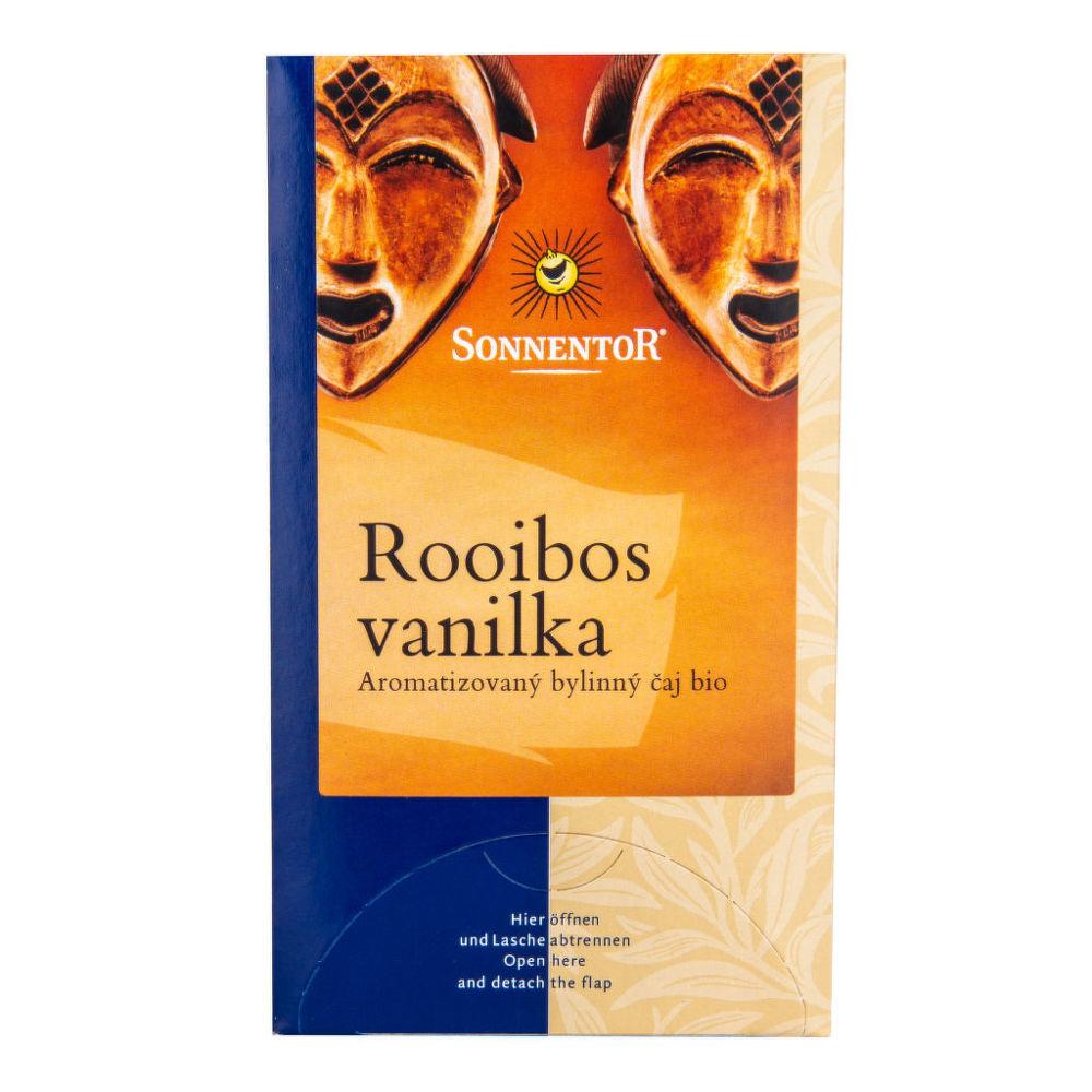 Čaj Rooibos vanilka 20 g BIO SONNENTOR