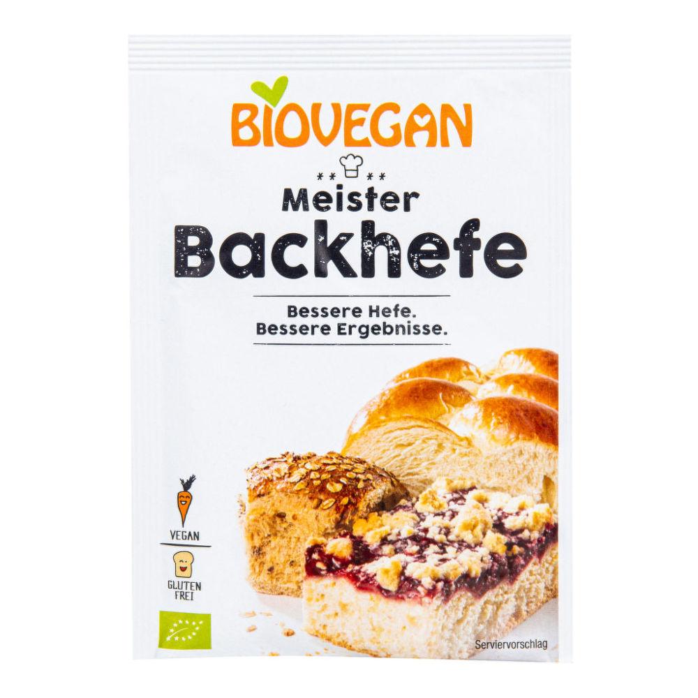 BioVegan Droždí sušené 7 g