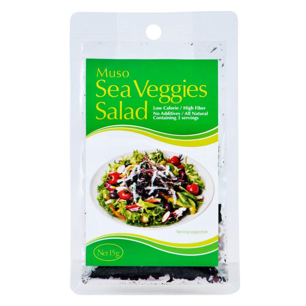 Salát z mořských řas 15 g MUSO