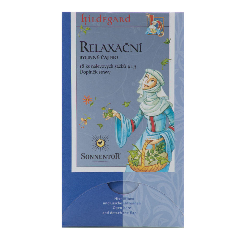 Čaj Relaxační 18 g BIO SONNENTOR
