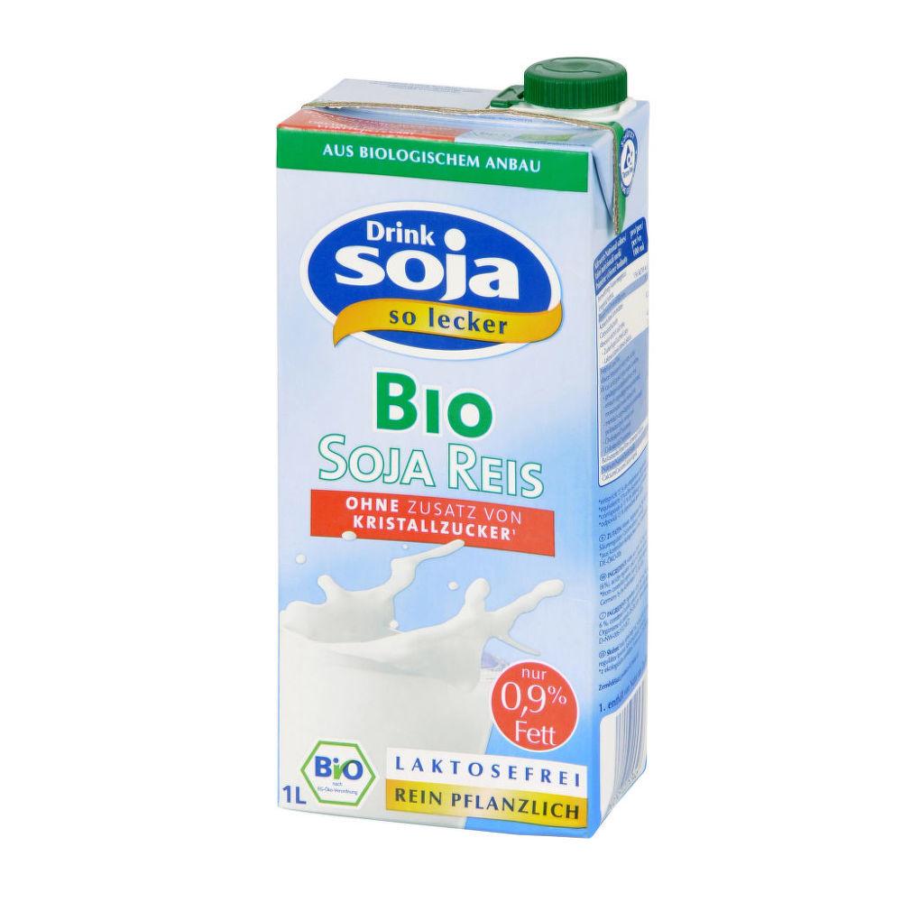 Nápoj sójovo-rýžový 1l BIO   SOJAFOOD