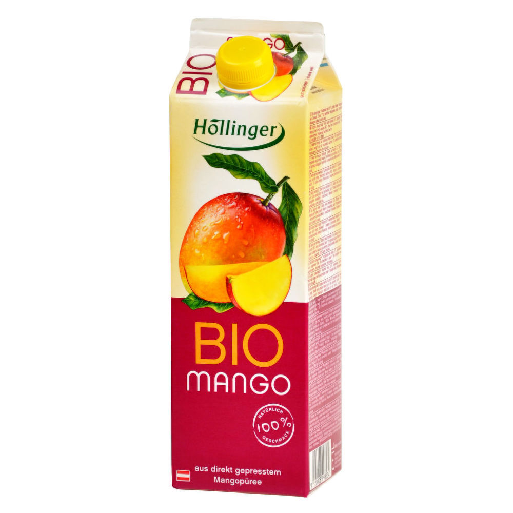 Nektar mango 1l BIO   HOLLINGER