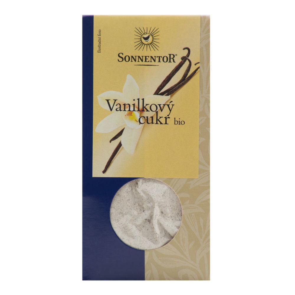 Cukr vanilkový 50g BIO   SONNENTOR