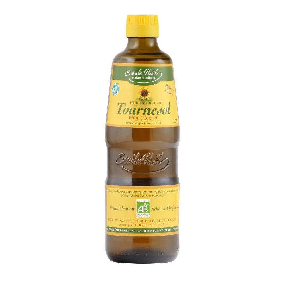 Olej slunečnicový 500 ml BIO EMILE NOËL