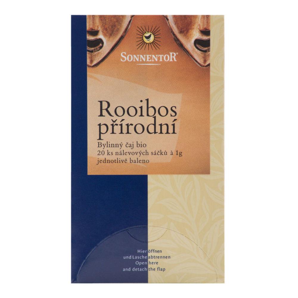 Čaj Rooibos 20 g BIO SONNENTOR