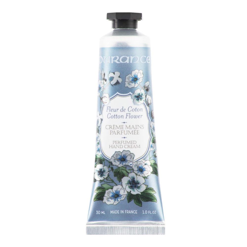 Krém na ruce parfémovaný květ bavlny 30 ml   DURANCE