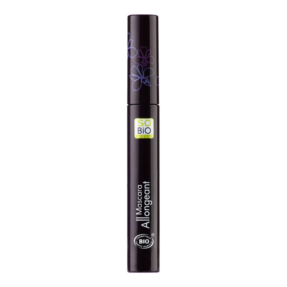 Řasenka prodlužující 01 černá 10 ml BIO SO´BIO étic