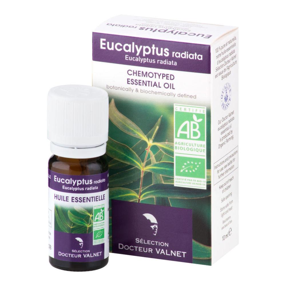 Éterický olej eukalyptus radiata 10 ml BIO   COSBIONAT