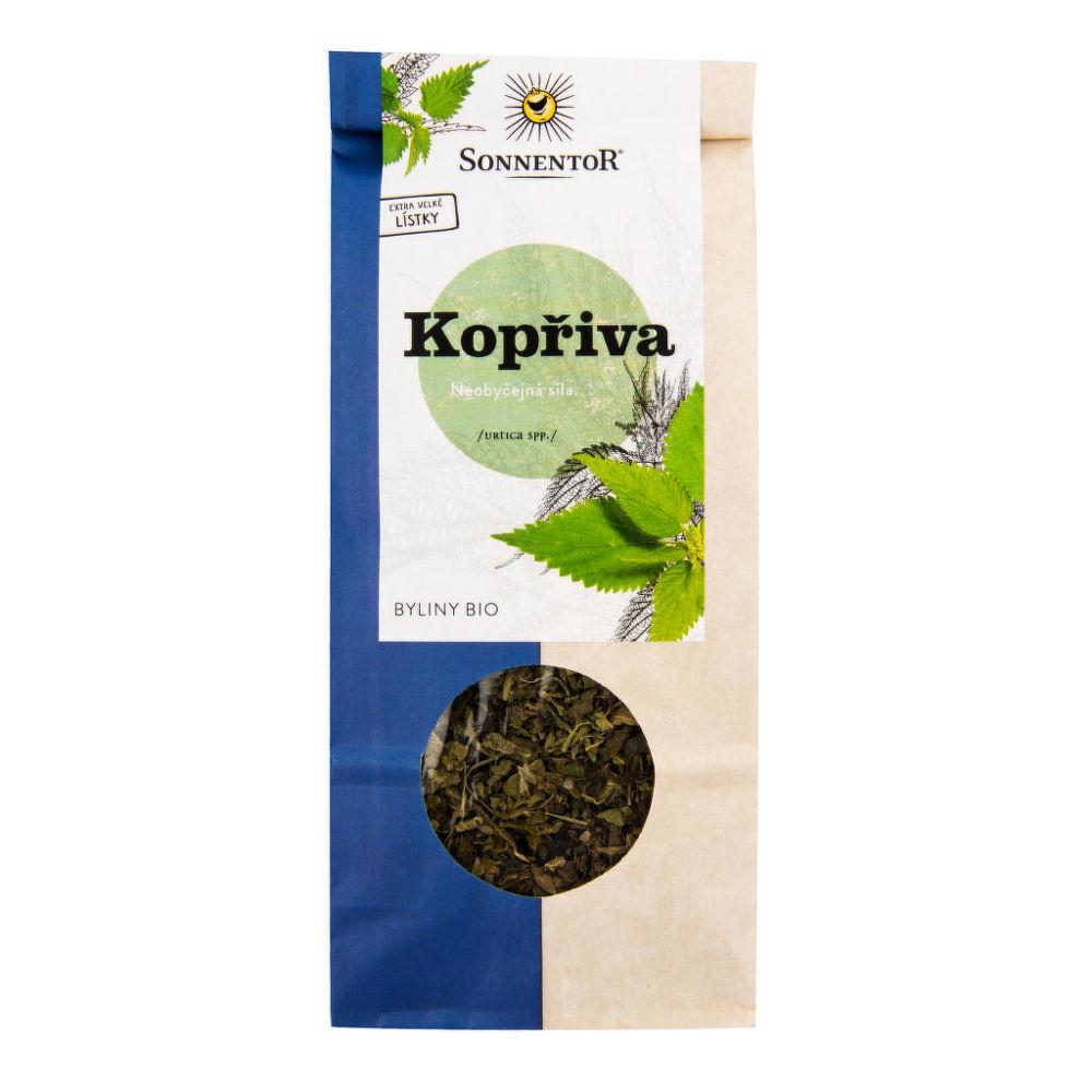 Čaj Kopřiva sypaný 50 g BIO SONNENTOR