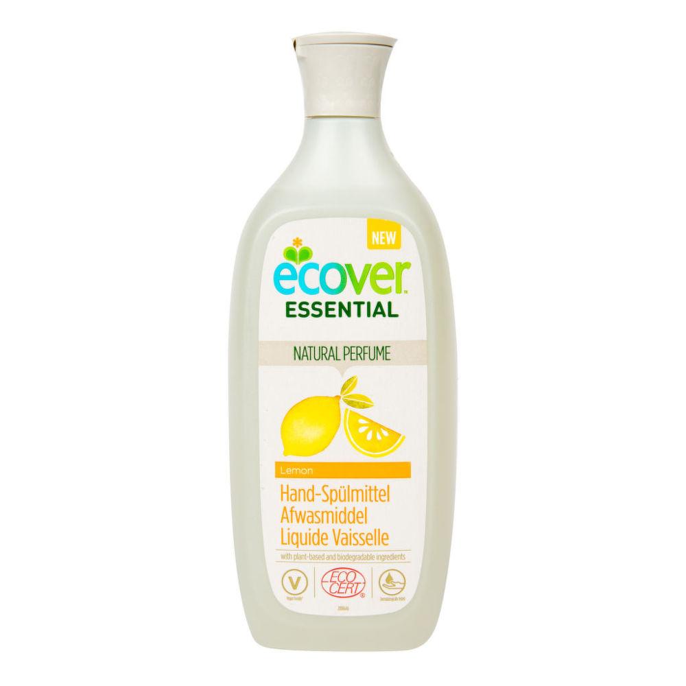 ECOVER přípravek na mytí nádobí Citron 500 ml ECOCERT Bio